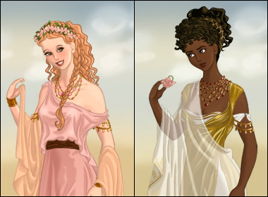 Roman Lady  sc 1 th 193 & Roman Lady Dress up Game
