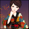 Kimono Dress up