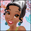 Tiana Dress up