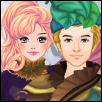 Fairies and Elves (Winter Version)