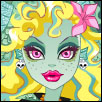 Monster High Lagoona Blue